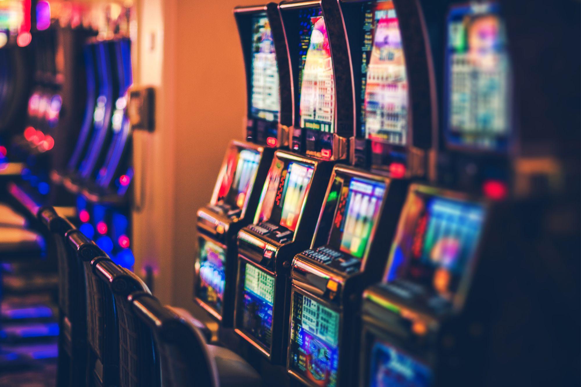 ฝัน slot machine